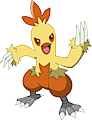 Monster Combusken