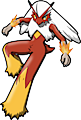 Monster Blaziken