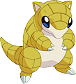 Monster Sandshrew
