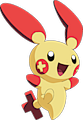 Monster Plusle