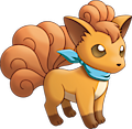 Monster Vulpix