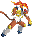 Monster Infernape