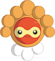Monster Castform-Sunny