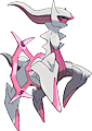 Monster Arceus-Fairy