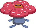 Monster Vileplume