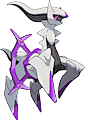 Monster Arceus-Poison