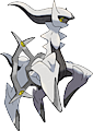 Monster Arceus-Steel