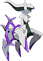 Monster Arceus-Dragon