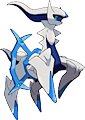 Monster Arceus-Water