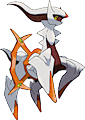 Monster Arceus-Fire