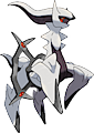 Monster Arceus-Dark