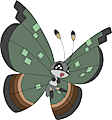 Monster Vivillon-Jungle