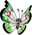 Monster Vivillon-Fancy