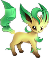 Monster Leafeon