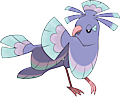 Monster Oricorio-Sensu