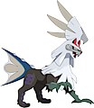 Monster Silvally-Rock