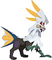 Monster Silvally-Fighting