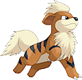 Monster Growlithe