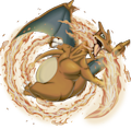 Monster Charizard