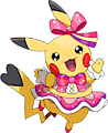 Monster Shiny-Pikachu-Popstar