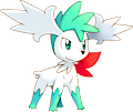Monster Shiny-Shaymin-Sky