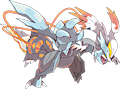Monster Shiny-Kyurem-White