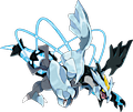 Monster Shiny-Kyurem-Black
