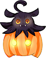 Monster Shiny-Pumpkaboo-Small