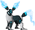 Monster Shiny-Umbreon-Frozen