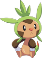 Monster Chespin