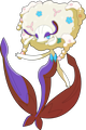 Monster Shiny-Florges-White