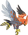 Monster Talonflame