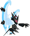 Monster Shiny-Necrozma-Dawn-Wings