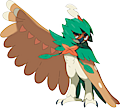 Monster Decidueye