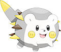 Monster Togedemaru