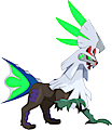Monster Shiny-Silvally-Grass