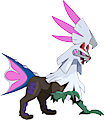 Monster Shiny-Silvally-Ghost