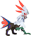 Monster Shiny-Silvally-Fire