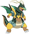 Monster Mega-Dragonite-Blade