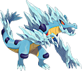 Monster Mega-Feraligatr-Frozen