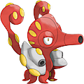 Monster Mega-Octillery