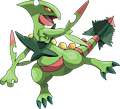 Monster Mega-Sceptile
