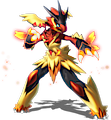 Monster Mega-Blaziken