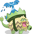 Monster Mega-Ludicolo