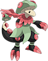 Breloom - #286 - Serebii.net Pokédex