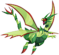 Monster Mega-Flygon