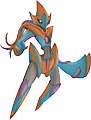 Monster Mega-Deoxys