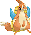 Monster Mega-Floatzel