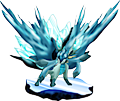 Monster Mega-Glaceon-Dragon