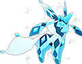 Monster Mega-Glaceon